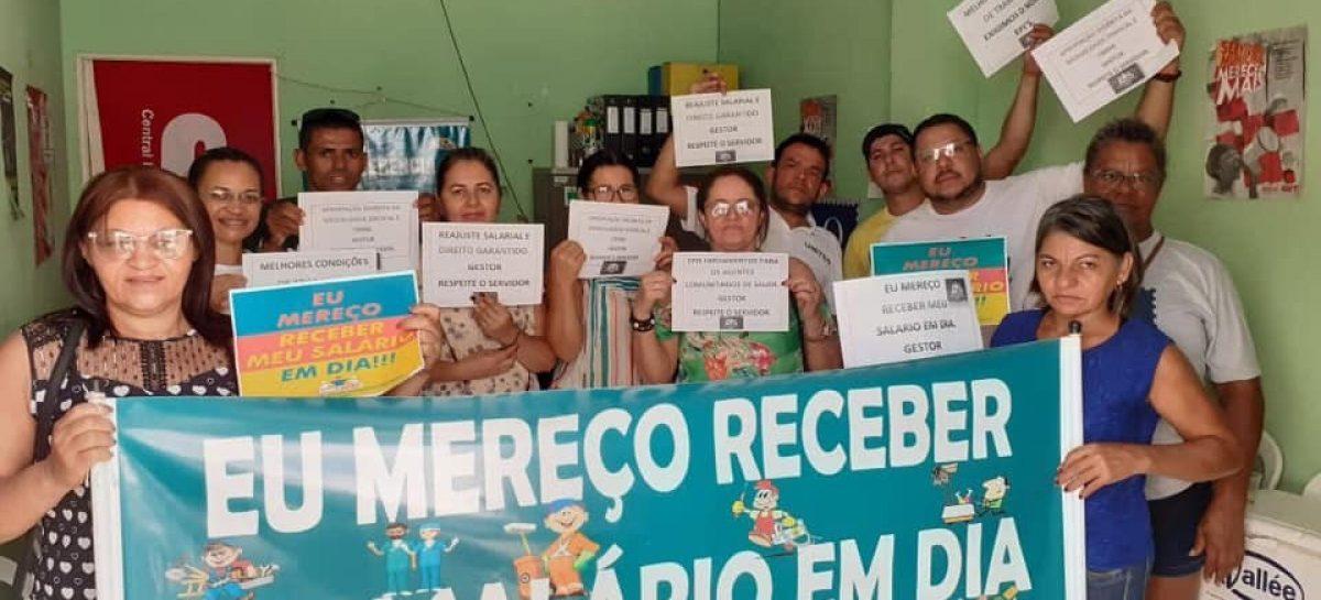 Sindiserv Poço verde denuncia apropriação de mensalidades sindicais pela prefeitura