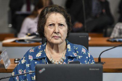 Senadora destaca autorização do MEC para ampliar número de escolas em tempo integral em SE