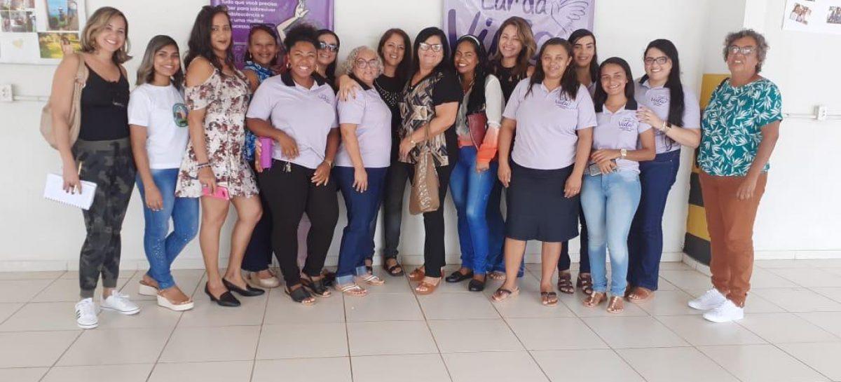 Colaboradores do Batalhão da Restauração se especializa em dependência química feminina