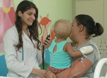 Câncer infantil: diagnóstico precoce aumenta a chance de cura