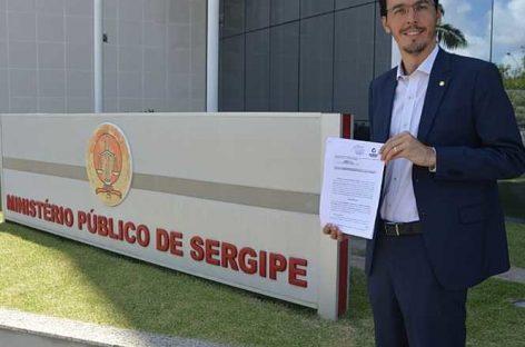 Georgeo aciona Ministério Público para que Detran cumpra a lei