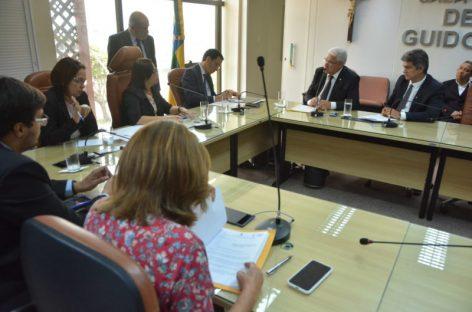 Veto governamental é mantido na Comissão Especial da Alese