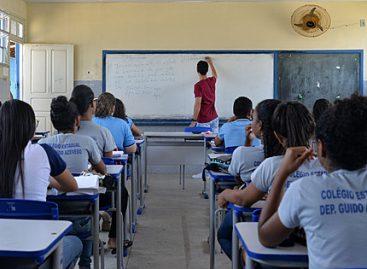 Professores podem se inscrever para elaborar itens da da Educação Básica