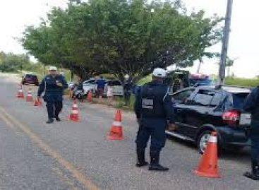 Lei seca: quatro motoristas foram presos e dez autuados