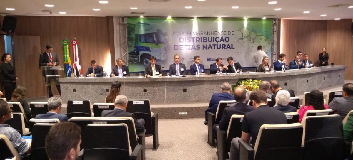 Sergipe participa do Fórum Maranhense de Distribuição de Gás Natural