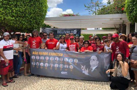 Em Propriá, Estância e Glória: protestos contra Reforma da Previdência