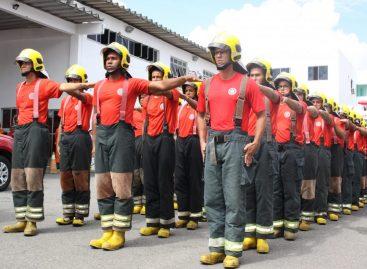 Alunos de soldado integram nova turma do curso de resgate veicular do CBMSE