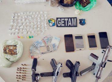 Polícia Militar desarticula grupo criminoso que atuava no Bugio