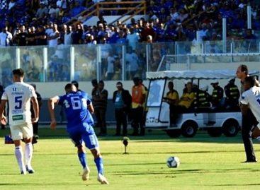 Confiança vence Fortaleza na 5ª rodada da Copa Nordeste