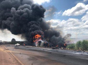Motorista sergipano morre em acidente no estado de Mato Grosso do Sul