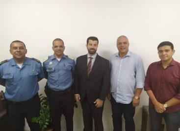 Parceria entre a GM de Socorro e PF reforça a segurança municipal