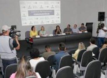 Governo atualiza informações sobre o Covid-19 em Coletiva de Imprensa
