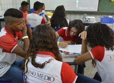 Escolas da Rede estadual iniciam ano letivo com recursos em caixa