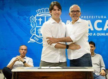 Líder do PSD Jovem defende nome de Jorginho para vice de Edvaldo