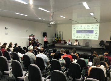 Governo reúne municípios para disseminação de informações sobre coronavírus