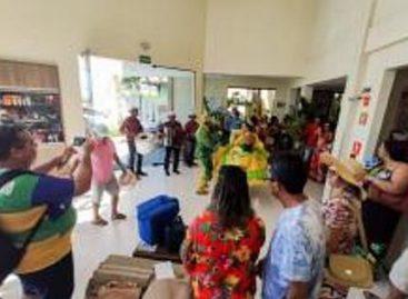 São João é divulgado durante o Carnaval em hotéis, bares e restaurantes de Aracaju