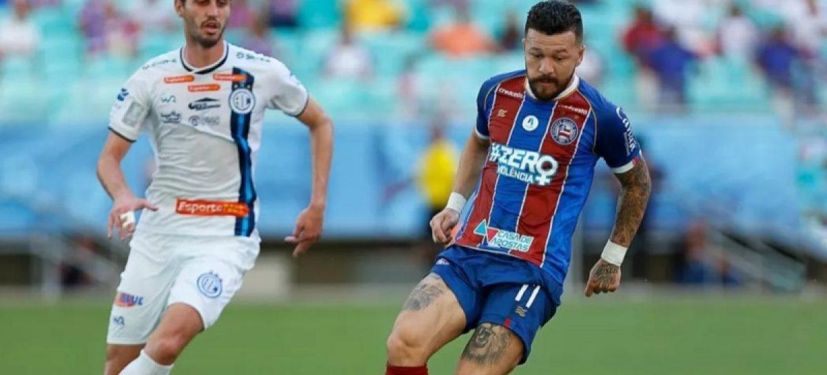 Frei Paulistano vence e Confiança é derrotado na 6ª rodada da Copa do Nordeste