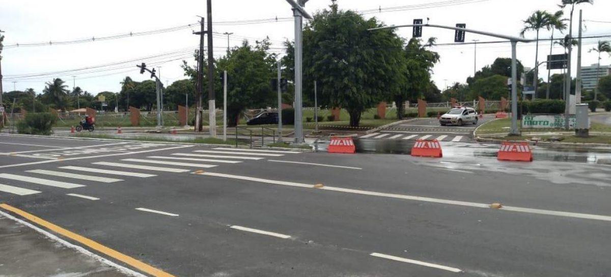 Furto de cabos de semáforos prejudicam trânsito da capital