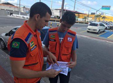 Maré Alta: equipe estão em alerta para evitar transtornos