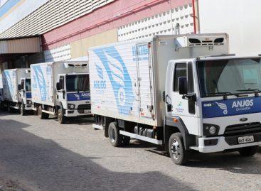 SES recebe 3ª cota de vacinas do MS e inicia distribuição para municípios