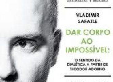 Filósofo Vladimir Safatle faz palestra na ADUFS nesta sexta-feira, 13