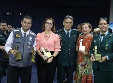 Prêmio Mulheres Maravilhosas destaca o trabalho de mulheres sergipanas na segurança