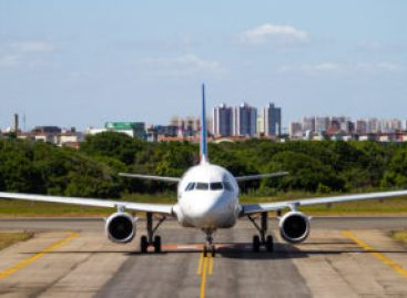 Sergipe registra alta de 4,2% no número de voos domésticos em 2019