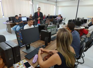 FAMES promove treinamento sobre a plataforma +Brasil SICONV
