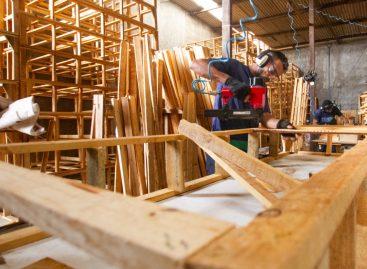 Fábrica conquista aumento da produção nos últimos cinco anos com apoio do Governo