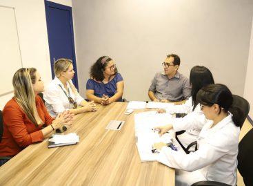 Prefeitura e MPT inspecionam e orientam empresa privada na capital