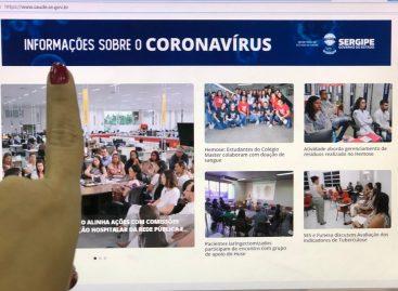 Governo disponibiliza dicas de prevenção e informações sobre o coronavírus