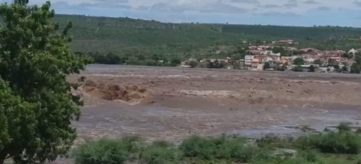 Vazão do Rio São Francisco é monitorada pelo Governo do Estado