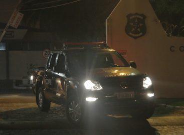 Cope e Dipol prendem radialista suspeito de estupro de vulnerável no interior do estado