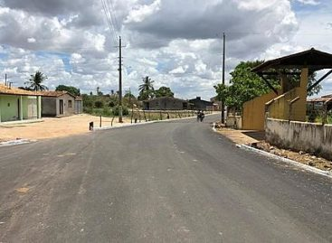 Obras dos Povoados Taboca e Dendezeiro serão inauguradas no domingo em Itabaiana