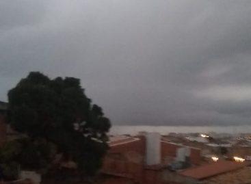Chove forte em Aracaju em vários municípios do interior do estado