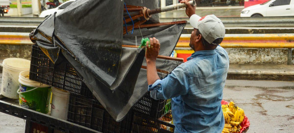 Emsurb faz devolução de mercadoria a ambulante e ressarce prejuízo