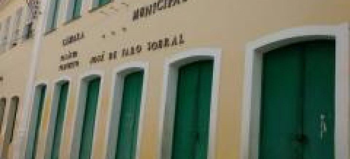 Câmara Municipal de Laranjeiras suspende o concurso público