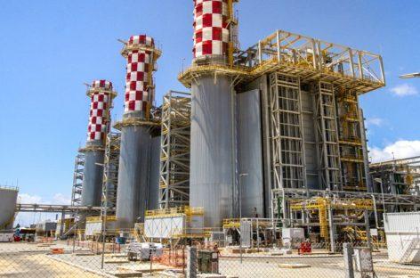 Termelétrica de Sergipe já tem autorização da ANEEL para operação comercial
