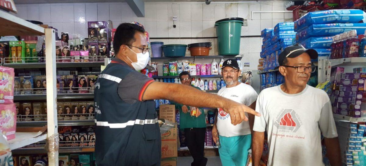 Secretaria de saúde de Socorro oferece orientação sobre os decretos