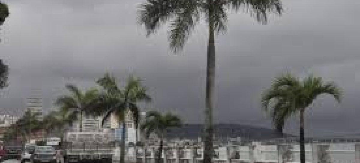 Meteorologia prevê chuvas nos próximos dias em Sergipe