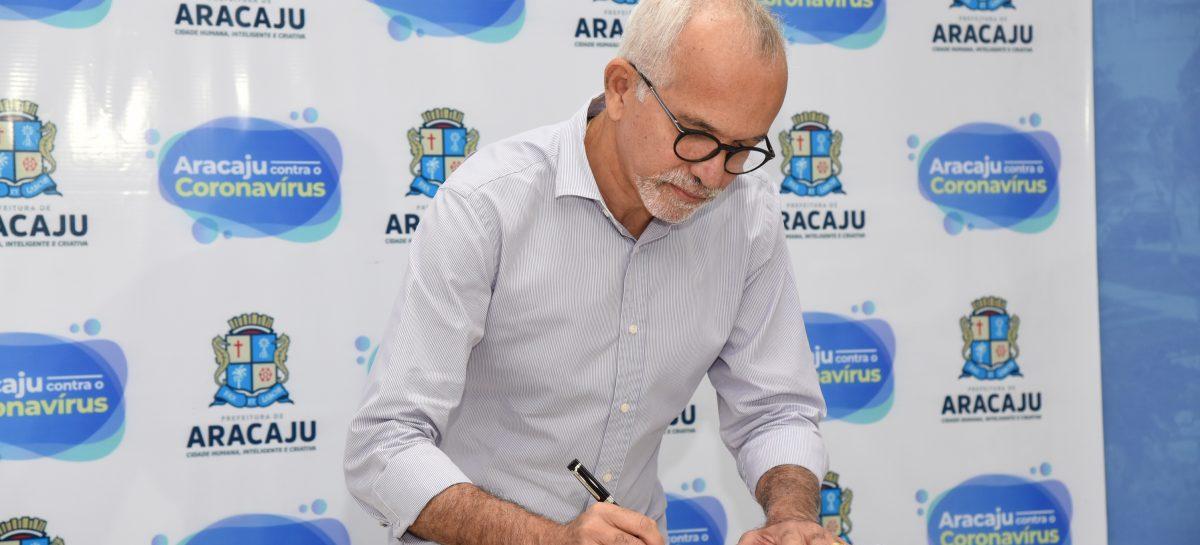 Novo decreto mantém suspensão de escolas e atividades comerciais por mais 15 dias em Aracaju