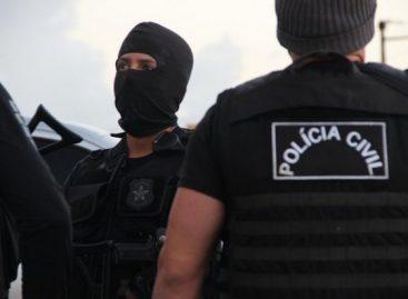 Polícia Civil prende suspeito de praticar mais de 50 furtos em Sergipe