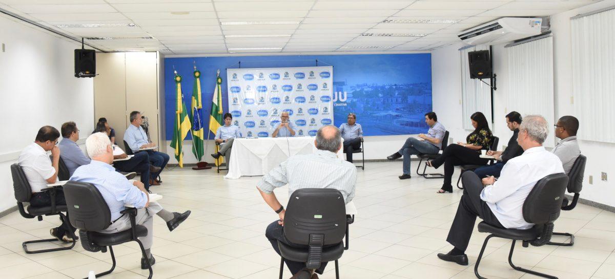 Coronavírus: Edvaldo anuncia medidas de proteção da atividade econômica em Aracaju