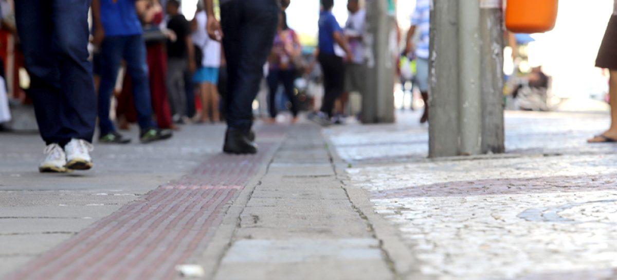 Apesar das ações, índice de distanciamento social em Aracaju está aquém do ideal