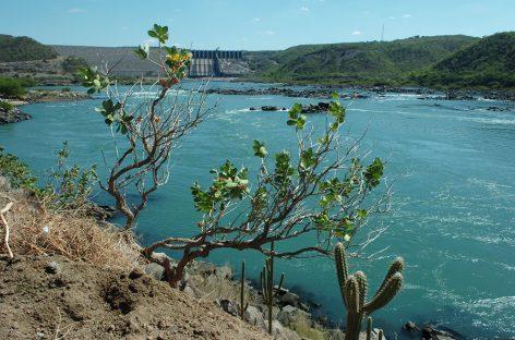 Rio São Francisco em Sergipe tem um aumento de aproximadamente 40% na vazão