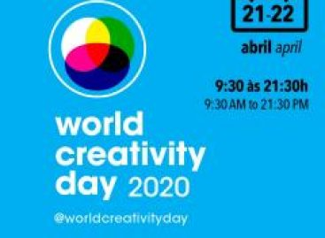 Aracaju sedia Dia Mundial da Criatividade com ações totalmente online