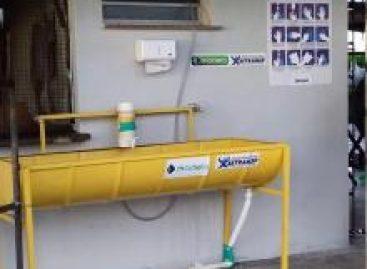 Empresas de ônibus de Aracaju fazem ação nos Terminais de incentivo à lavagem das mãos