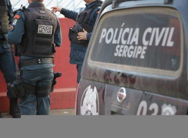 Operação policial termina com 5 prisões, apreensões de 3 menores e um morto no interior