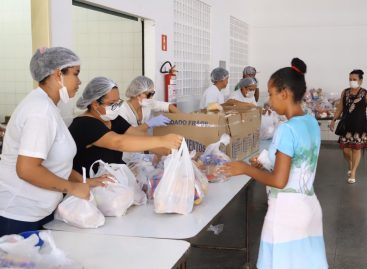 PMA divulga relação das escolas onde haverá entrega de kits de alimentação