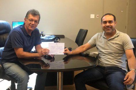 Rosman Pereira será candidato a vereador pelo PP em Aracaju